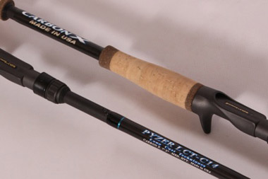 Casting rods made in the usa carbon x fishing rods for Fishing rods made in usa